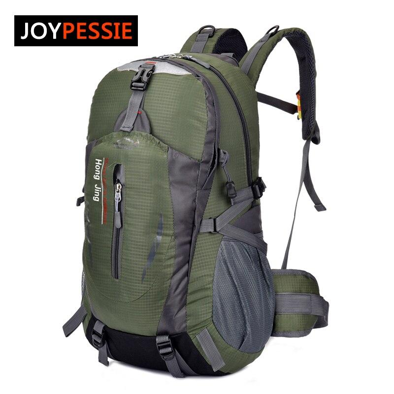 JOYPESSIE School bag Waterproof Nylon Hike backpack men Camp Climb Backpack women mochila Travel Bag Rucksack trekking bag<br><br>Aliexpress