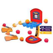 BOHS Parent Child Family Fun Hoodle Marble Shooter  Shooting Desktop Basketball Game Fun  Toys