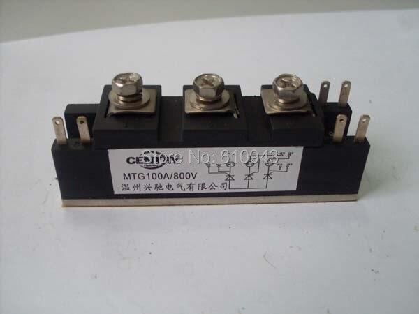 MTG100A 800V three phase half bridge thyristor  (non-insulation type, special for welder)<br><br>Aliexpress