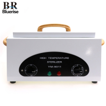 BLUERISE Autoclave Sterilizer For Nail Salon 300W High Temperature Sterilizer Machine Cabinet Nail Beauty Salon Spa Dental Tools(China)