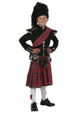2016 Hot sale scotland apparel for children scotland kilt halloween costumes cosplay clothing Ireland clothing Play clothes