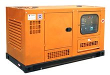 Sea shipping factory directly sale Silent Diesel Generator soundproof generator low noise diesel generator(China)