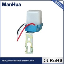 Manhua Hot Online Product ISO IS China Wholesale Photocell Relay 230V Voltage Switch Miniature Photoelectric Sensor Switch(China)