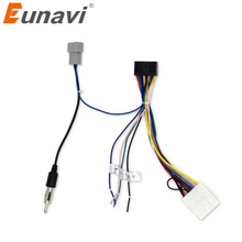 2017 Promotion Sale Eunavi Iso Cable For Nissan Just For Car Radio