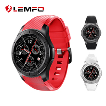 Hot LF16 Android 5.1 OS Smart Watch phone MTK6580 Quad Core 512MB+8GB 400*400 1.39''Screen 3G Smartwatch Support GPS WIFI MP3
