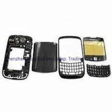 For BlackBerry Curve 8520 New Full Complete Mobile Phone Housing Cover Case+Keypad (No joystick)+Free Tools, Free shipping