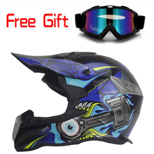 new motorcycle helmet motorcross off-road helmets ATV Dirtbike downhill racing motocross capacete free shipping(China)