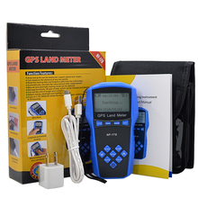2017 New Noyafa NF-178 Handheld GPS Land Meter GPS single-star Test Device for Area Length Track Measuring Flat Ground Surveying