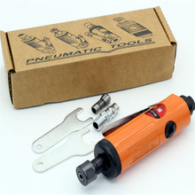 Free Shipping Air Die Grinder pneumatic tools straight type sander air tools mini air grinder