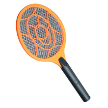 3 Layers Net Dry Cell Hand Racket Electric Swatter Home Garden Pest Control Insect Bug Bat Wasp Zapper Fly Mosquito Killer