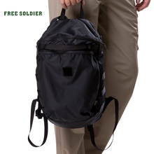 FREE SOLDIER outdoor sports tactical military portable storage backpack for men lightweight wear-resistant for climbing camping(China)