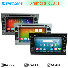 4G LTE Car DVD Android 6.0.1 For Opel Vectra Zafira A B C Corsa Astra Meriva Antara Octa Core 2GB RAM GPS Navigation Radio BT