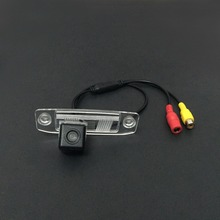ReView Camera For Hyundai Veracruz / ix55 - Rear View Camera / Back Up Park Camera / HD CCD RCA / License Plate Light OEM