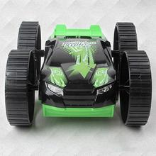 RC Car Rock Crawlers 4CH Driving Car Double Side RC Drift Car Remote Control Car Model Off-Road Vehicle Toy(China)