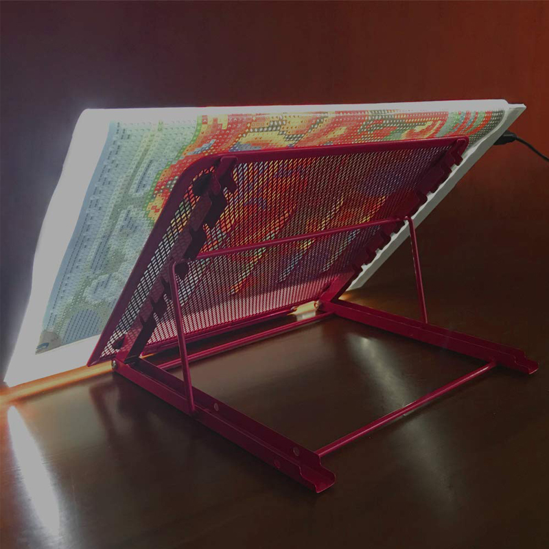 Diamond Painting Light Pad Stand6