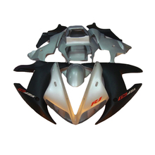 free custom grey black fairings for YAMAHA R1 fairing kit 02 03 R 2003 YZFR1 2002 fairing kits xl14