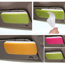Hot sales Wet Tissue Box Plastic Automatic Case Tissue Case Baby Wipes Design car Accessories(China)