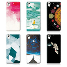 Couple Phone Case For HTC Desire 628 Dual Sim, 14 Patterns Universe Planet Astronauts Design Hard Case For HTC Desire 628 5.0""