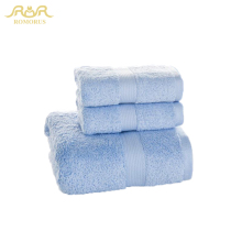 ROMORUS New 8 Colors Egyptian Cotton Towel Set Designer Brand High Quality Collection Bath Face Towel for Adults Bathroom Towels
