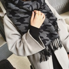 new designer blanket Swallow gird imitation cashmere scarf shawl pashmina for spring fall