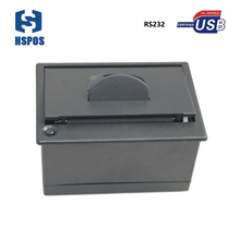 hot sell 58mm usb pos embedded thermal Printer for post and taxi receipt printing with multi language(China)