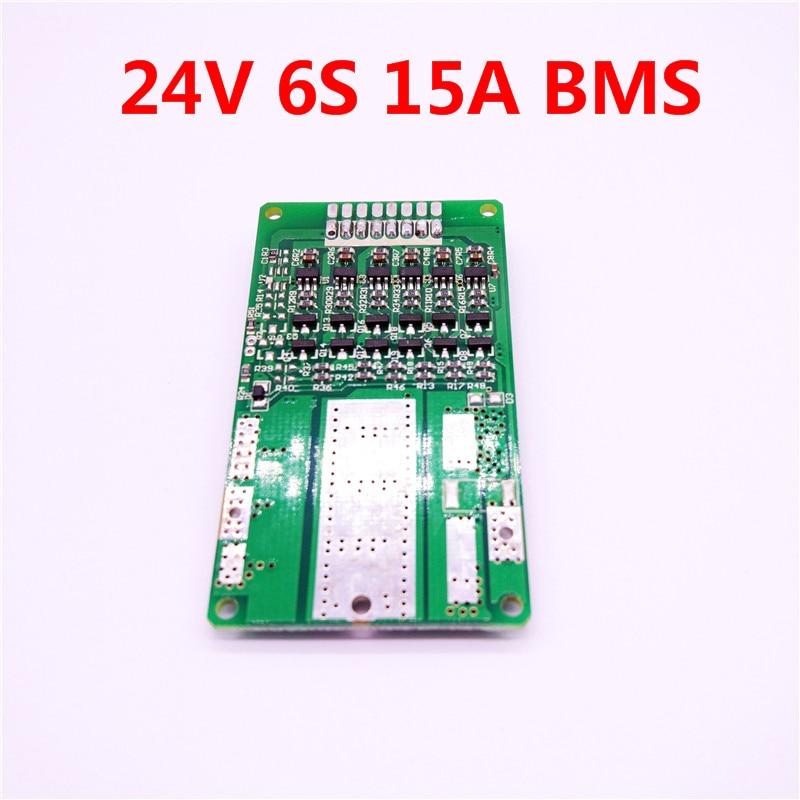 E-moto-bateria-6-S-24-V-BMS-15A-BMS-24-v-bateria-de-l-tio (2)