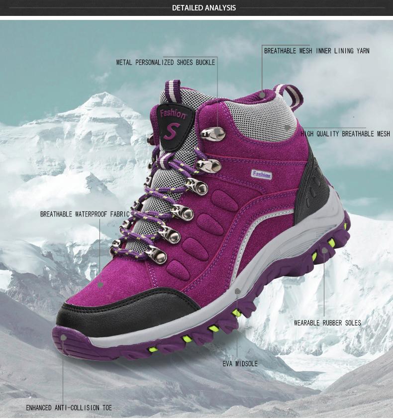 BD-3338 men Outdoor hiking shoes women (7)