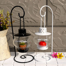 Free Shippig Iron lantern Candle Holders Home Wedding Decoration Christmas Decoration Table