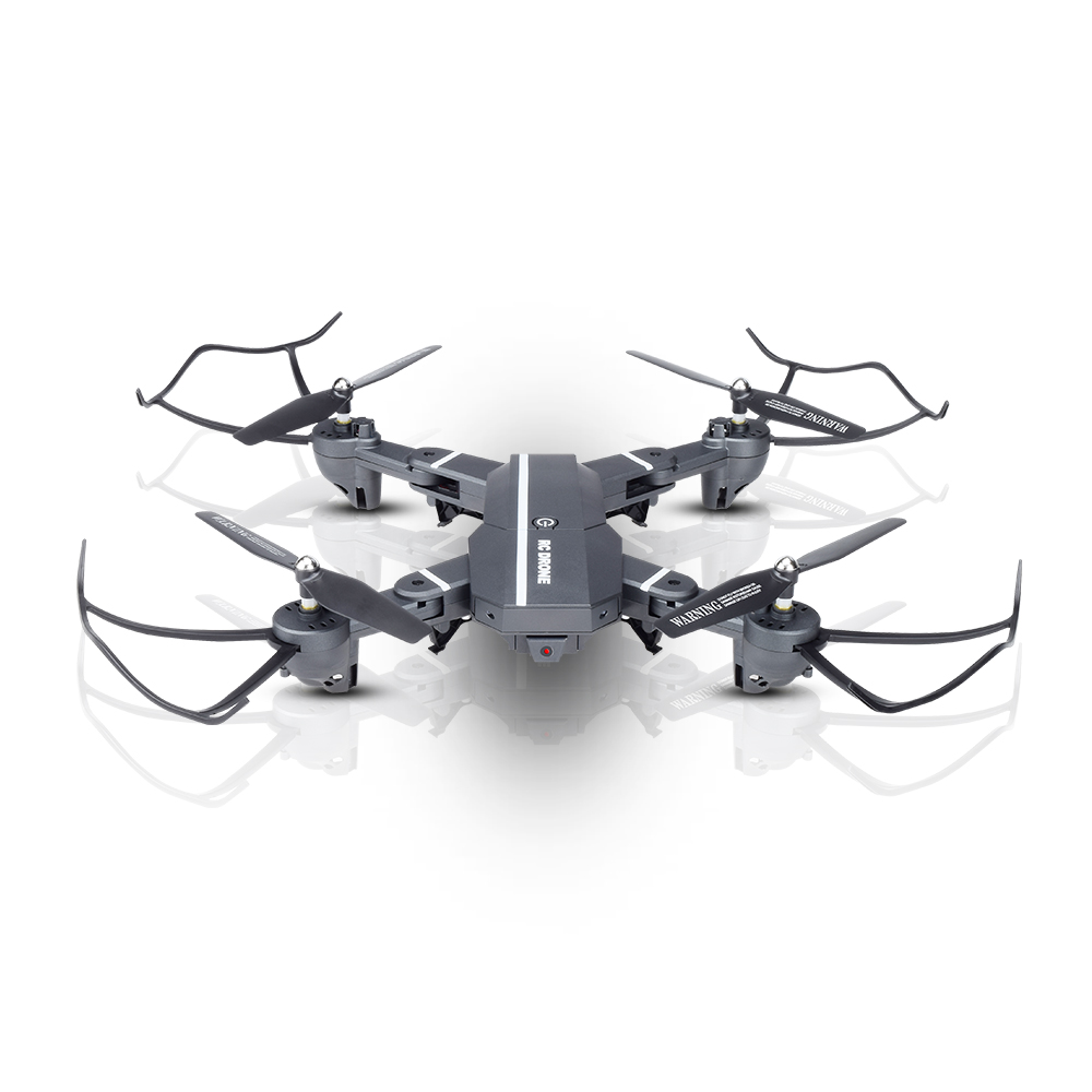 Mini Foldable Selfie Drone & 3D VR Glasses Set