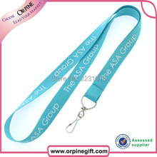 Wholesale manufacturer  sports lanyard with custom logo