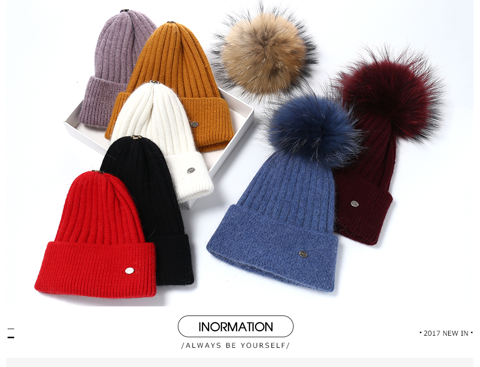 women's winter hats MZ750 (2)