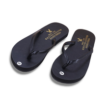 Hot Summer Woman Best Flip flops PU Leather Anti-skid Flat with Unisex Shoes Home Slippers Leisure outdoor Lovers Beach Sandals