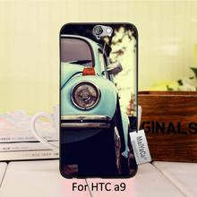 MaiYaCa On Sale Luxury Cool phone Accessories Case For case HTC One A9 Piaggio Vespa Scooter Road Italy Rome(China)