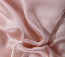 16.5 mm Silk satin Fabric 100% pure mulberry silk pink color unbleached 114 cm 45'' width 71 gsm small wholesale(China)