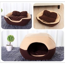Dog Bed House Cushion Dog House Mat Cat Bed Cat House Mat Blanket Kennel Pet Puppy Bed Sofa Chihuahua Totoro Bed Hamster Cage