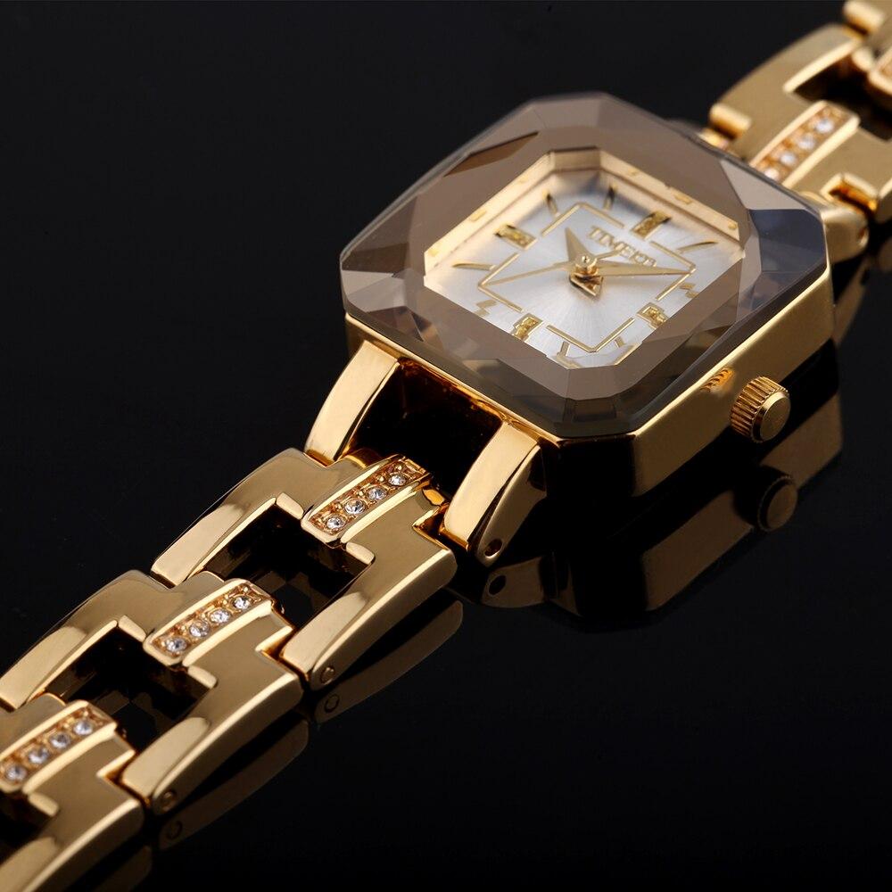 TIME100 Women Watches Quartz Watch Ladies luxry Bracelet Crystal Mirror Jewelry Alloy Bracelet Wrist Watch Relogio Feminino<br><br>Aliexpress