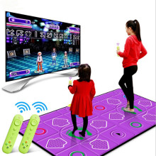 15MM Glowing massage Motion Sensing dance blanket dance mat yoga pc TV play games Fitness,Bodily sensation 2 remote controller