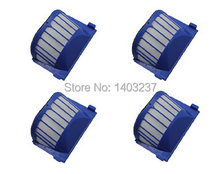 4 x Aero Vac Filter for iRobot Roomba 500 600 Series 536 550 551 620 650 Vacuum Cleaner Accessory(China)