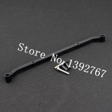 AXIAL SCX10 Crawler Parts Aluminum Steering Linkage Tie Rod For 1/10 Scale Models RC Car SCX-10 SCX10-09 Upgrade Metal