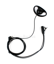 2.5 mm Speaker Headset for MOTOROLA T6200 6220 5800 7200 5720 FRS 5522 Walkie talkie two way CB Ham Radio