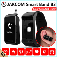 Jakcom B3 Smart Band Consumer Electronics Earphones Headphones As Replacement Headphone Wire Headphone Parts Headset Bag(China)
