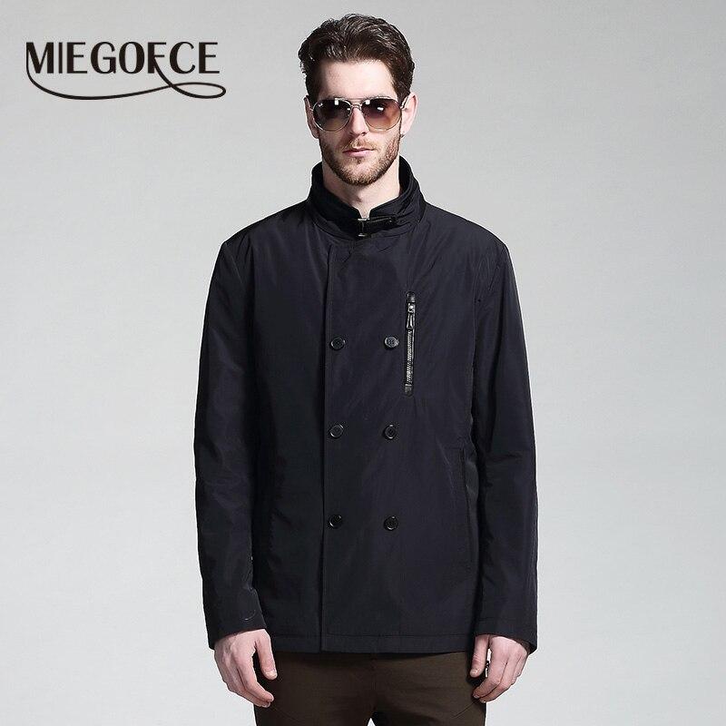 MIEGOFCE 2017 men's chothing spring jacket men coat outwear Windbreaker Men High Quality warm Jackets And Coats