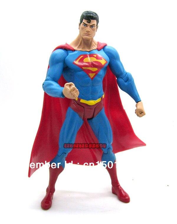 "DC Universe Superman 6/"" Supergirl Loose Action Figure"