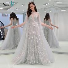 Silver Bride Dresses