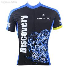 2017competition2017 Hot cycling jerseys discovery cycling bike jerseys adequate quality sleeve bicycle jacket tops maillot(China)