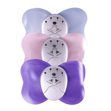 DHL Freeshipping 200pcs/lot New Design Slimming Butterfly Body Muscle Massager Electronic Massager for Fitness without  package