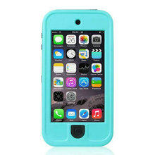 For Apple iPod Touch 5 100% Original Redpepper Waterproof Case For Apple iPod Touch5 Water Shock Dirt Snow Proof phone cover(China)