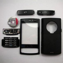 Black Color New High Quality Fascia Full Housing Case Cover + Keypad For Nokia N95 8GB  with Logo + Fast Shipping
