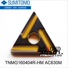 2016 Real Tnmg160404r-hm Ac630m, Sumitomo Carbide Tip Lathe Insert Milling Blade, Quality Assurance, High Cost, Worth You Have