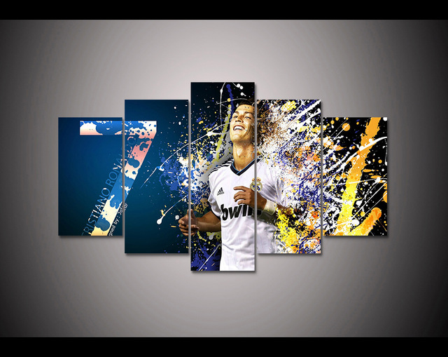 5-Panel-Canvas-Print-Real-Madrid-Ronaldo-Painting-home-decor-wall-art-pictures-for-living-room.jpg_640x640
